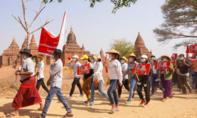 Đã có người biểu tình chống đảo chính ở Myanmar tử vong