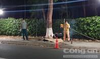 Ôm cua tông cây xanh, một thanh niên chết tại chỗ
