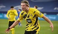 """Haaland lập siêu phẩm, giúp Dortmund thắng """"4 sao"""""""