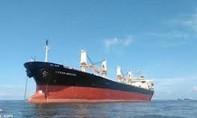 BR-VT: 5 thuyền viên trên tàu hàng Ocean Amazing dương tính COVID-19
