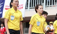 Hai trọng tài nữ của Việt Nam có thể cầm còi ở World Cup bóng đá nữ 2023
