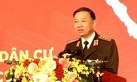 Bộ trưởng Tô Lâm dự buổi tổng duyệt lễ khai trương 2 dự án tiến tới Chính phủ điện tử