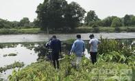 Điều tra thi thể cụ ông trôi dưới sông Vàm Thuật