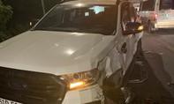 Container gây tai nạn liên hoàn với 5 ô tô và 1 xe máy trên đèo Bảo Lộc