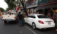 TPHCM: Thấy thanh niên lắc lư trong ô tô, công an kiểm tra thu giữ ma túy