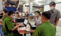 Công an Q.Tân Bình: Cấp CCCD gắn chíp cho người già khu giáo dân
