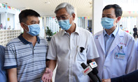 Phó Chủ tịch TPHCM đến BV Chợ Rẫy động viên bác sĩ chi viện cho Gia Lai
