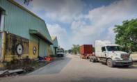 Bắt tại trận kẻ lái xe tải vào công ty ở Sài Gòn trộm tài sản