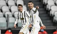 """Ronaldo """"nổ súng"""" giúp Juventus hạ Roma"""