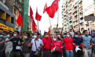 Myanmar: Nhà sư, bác sĩ cùng xuống đường biểu tình tẩy chay đảo chính