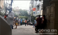 Phát hiện thi thể treo cổ lơ lửng trên ban công ở Sài Gòn