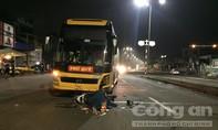 Xe máy tông trực diện đầu xe khách Phú Quý, 1 người tử vong tại chỗ