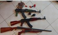 Cục Cảnh sát hình sự phá đường dây mua bán vũ khí quân dụng