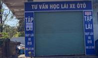 """Lạ lùng kiểu đào tạo lái xe ô tô """"chui"""" tại Đắk Lắk"""