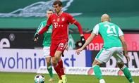 Clip trận Bayern thắng Bremen 3-1