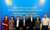 Việt Nam - Hoa Kỳ tăng cường hợp tác phòng chống tội phạm xuyên quốc gia