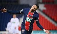 Clip Mbappe lập cú đúp, PSG đè bẹp đội nhất bảng Ligue 1