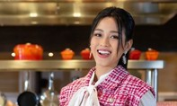 Hoa hậu Đỗ Thị Hà tham gia show văn hóa ẩm thực Việt - Hàn