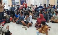 Phát hiện 61 người nhập cảnh trái phép từ Campuchia về Việt Nam