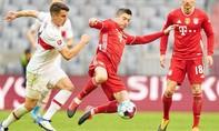 Clip Lewandowski lập hat-trick, Bayern đè bẹp Stuttgart