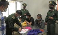 Bắt 2 đối tượng vận chuyển gần 18.000 viên ma túy từ nước ngoài về