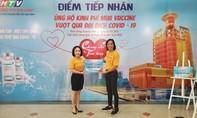 Gia đình Việt Hương ủng hộ góp kinh phí mua vắc-xin Covid-19