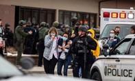 Xả súng tại siêu thị ở Mỹ, ít nhất 10 người thiệt mạng