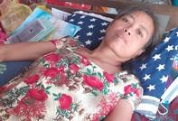 Xin giúp người phụ nữ nghèo bị ung thư buồng trứng!
