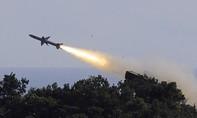 Đài Loan tuyên bố bắt đầu sản xuất tên lửa tầm xa hàng loạt