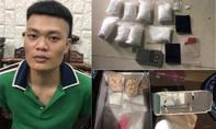 Phá đường dây mua bán ma túy liên tỉnh, thu 1,4 kg ma tuý