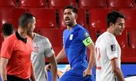 Clip trận Tây Ban Nha - Hy Lạp tại vòng loại World Cup 2022