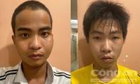 Trên đường tuần tra, công an phá liền 2 vụ trộm cắp trong khu công nghiệp