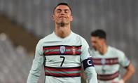 Vòng loại World Cup 2022: Bồ Đào Nha bị chia điểm dù dẫn trước hai bàn
