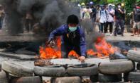 Tổng tham mưu trưởng 12 nước lên án bạo lực ở Myanmar