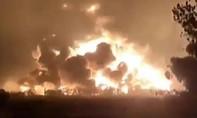 Nhà máy lọc dầu Indonesia phát nổ, hàng ngàn người sơ tán