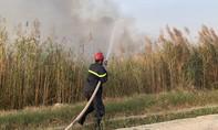Công an TPHCM cảnh báo cháy, nổ từ việc đốt rác trong mùa khô