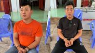 Hai kẻ nghiện táo tợn ép xe tấn công Cảnh sát hình sự, cướp súng và ví tiền