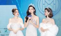 """Lương Thuỳ Linh - Đỗ Thị Hà """"đọ"""" vương miện"""