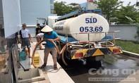 Người dân tại một chung cư ở Sài Gòn kêu trời vì cúp nước 4 ngày