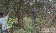 Người đàn ông treo cổ trên cây trong Đại học quốc gia TP.HCM