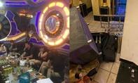 Kiểm tra quán karaoke có 118 người, phát hiện 32 đối tượng dương tính ma túy