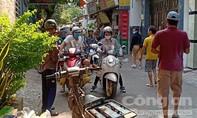 Án mạng ở Sài Gòn, thanh niên gục chết, cô gái vừa chạy vừa kêu cứu