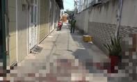 Vụ án mạng trong hẻm 2 người thương vong: Nhân chứng bàng hoàng kể lại sự việc