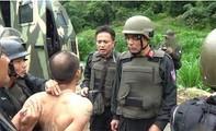 Đối tượng buôn ma túy chống đối quyết liệt khiến 2 CBCS bị thương