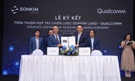 SonKim Land, Qualcomm và Infinite hợp tác chiến lược