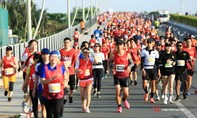 Thêm yêu thành phố từ cuộc chạy tiếp sức quốc tế