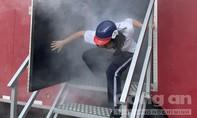 Cảnh sát PCCC TPHCM: Trang bị kiến thức cháy nổ, thoát hiểm cho học sinh