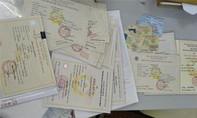 Đường dây làm giả CCCD và nhiều loại giấy tờ quy mô lớn, phục vụ lừa đảo