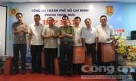 Phòng Tham mưu Công an TPHCM họp mặt truyền thống