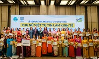 Hỗ trợ 1 triệu phụ nữ Việt tự tin làm kinh tế đến năm 2025